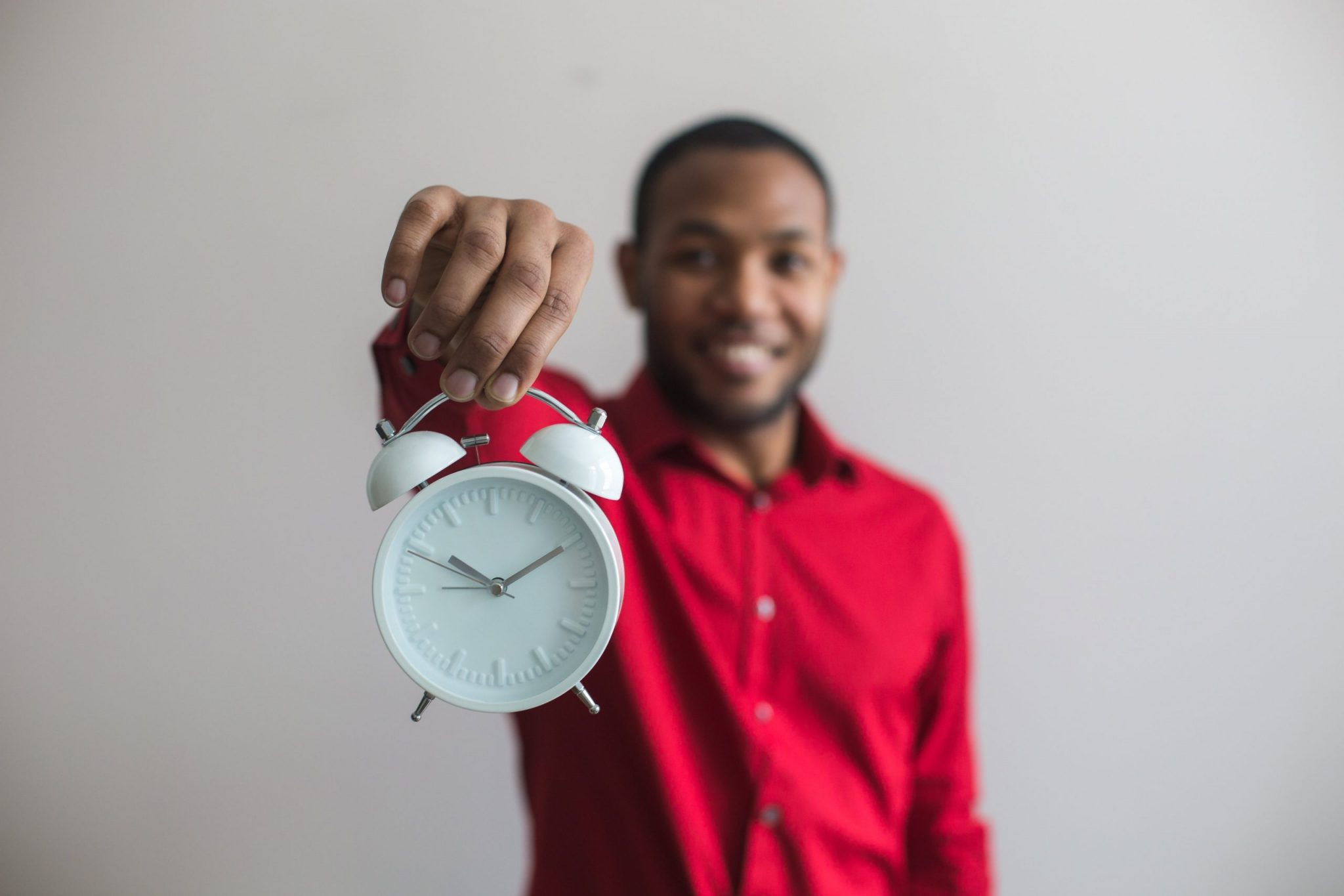 how to learn time management fast