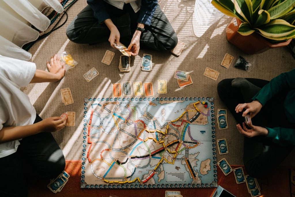Riddle Games To Play In Groups