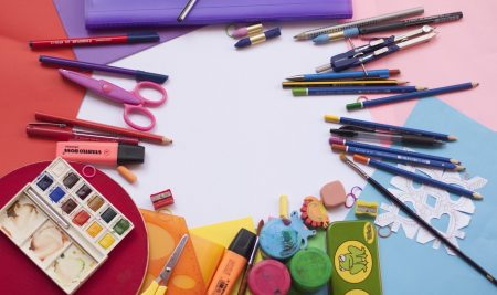 Back-to-School Supplies + FREE Study Skills Ebook