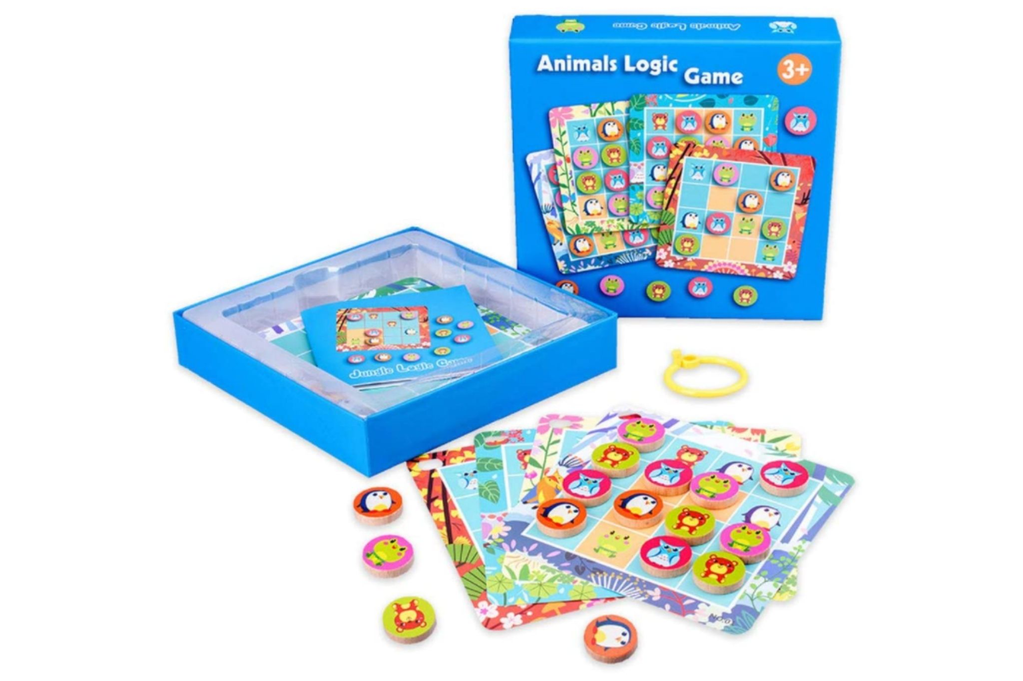 logic games for 5 year olds