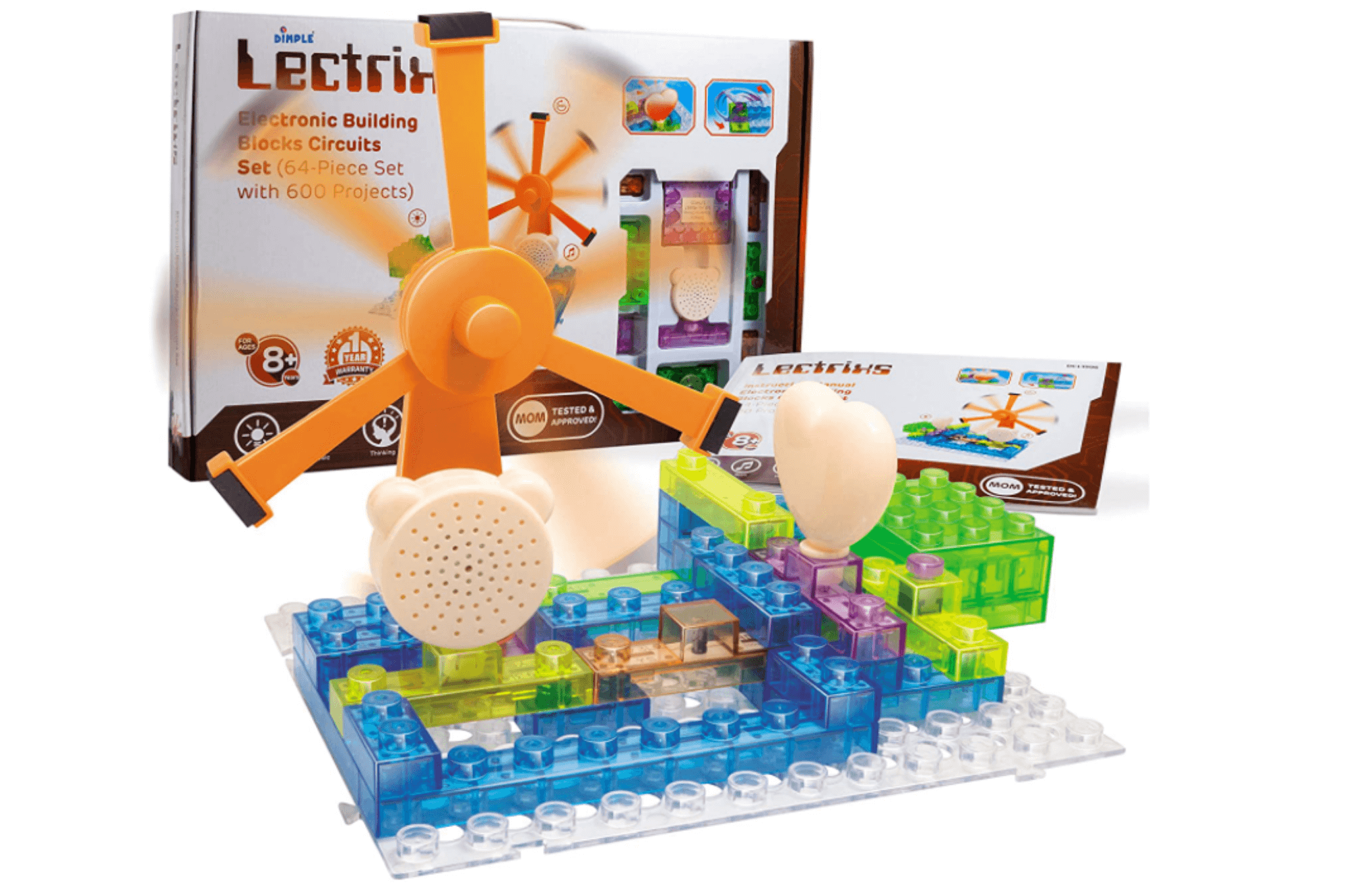 Circuit Board Game For Kids